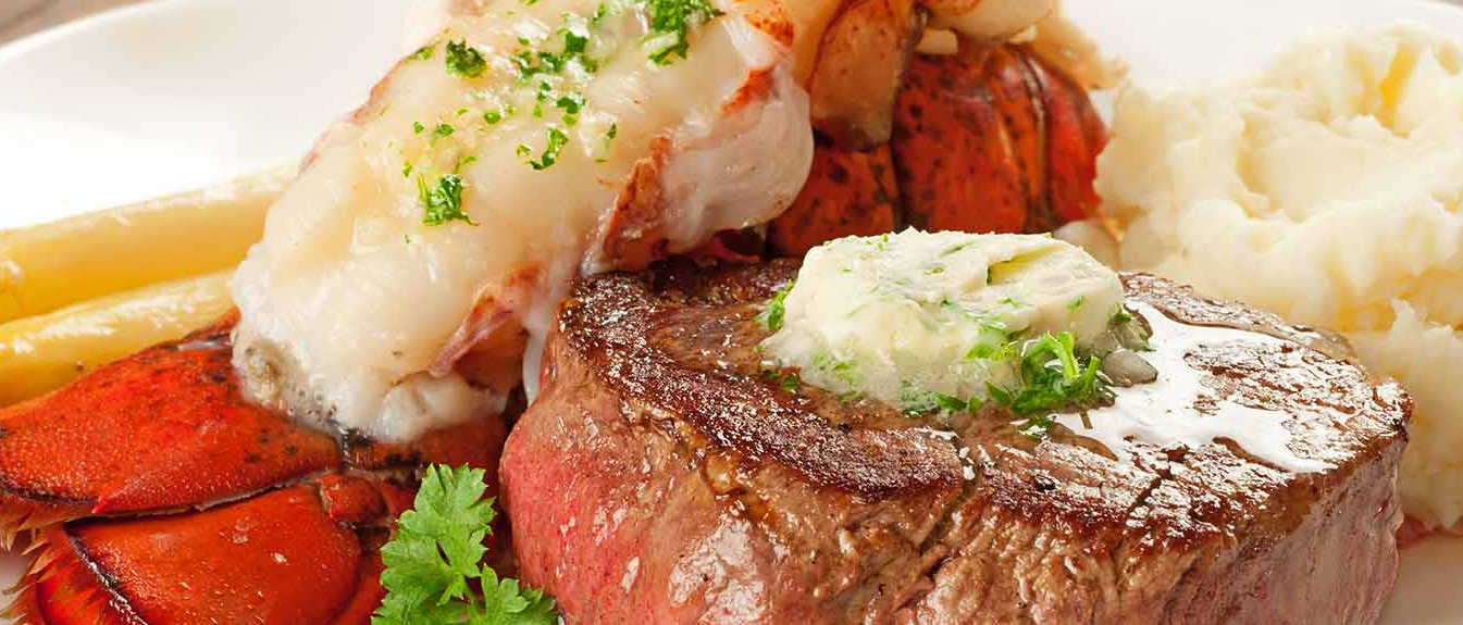 Steak and Sea Food